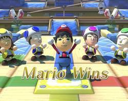 Der glückliche Gewinner
