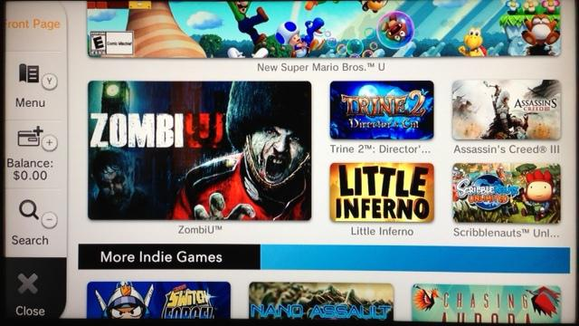 how to download games on to wii u