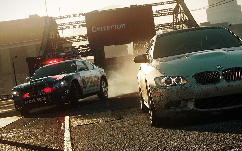Die Polizei fährt gern mal mit.