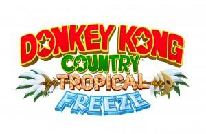 Donkey Kong Country Tropical Freeze Logo 300x195 Nintendo zeigt neue Gameplay Szenen zu Donkey Kong Country Tropical Freeze