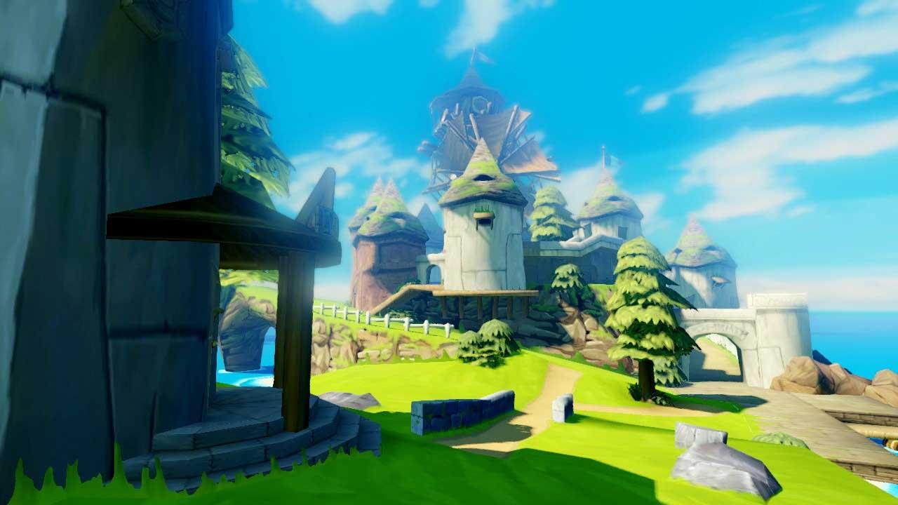 Wind Waker auf der Wii U