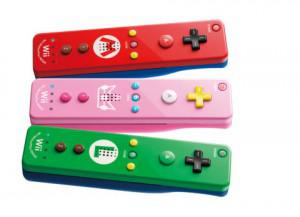 princess peach wiimote1 300x217 Wii U Remote Plus Princess Peach Edition angekündigt