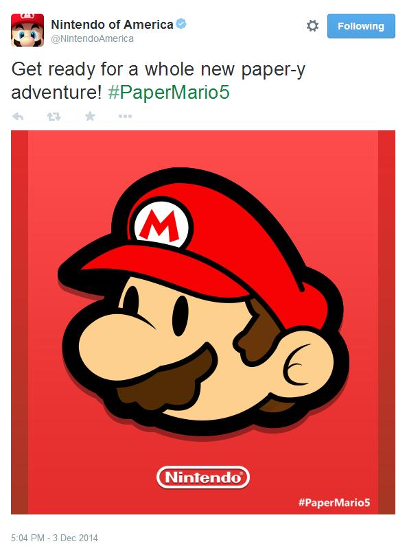 PaperMarioU