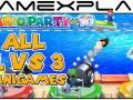 Mario Party 10: Gameplay-Videos zu den Minispielen