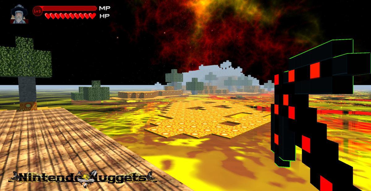 Wii U News UCraft Minecraft Klon Bereits In Wenigen Wochen Im EShop - Minecraft clone spielen
